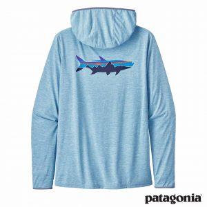 Maglia leggera Tropic Comfort Hoody II - Patagonia