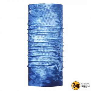 Coolnet UV Camo Blue Headwear - Buff