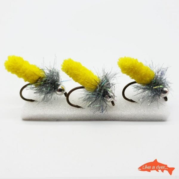 mop fly yellow