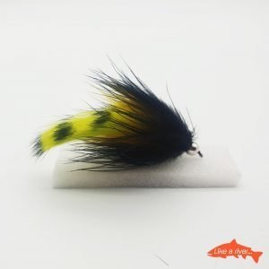 Streamer BL 4,6mm Tungsteno Silver - Like a river