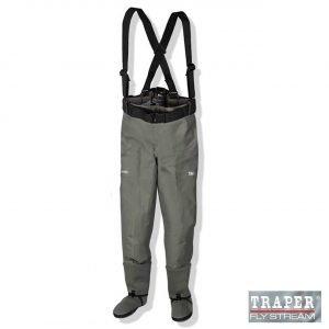Wader a pantalone RIVER PANTS - Traper