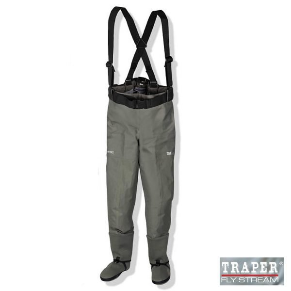 traper wader river pants
