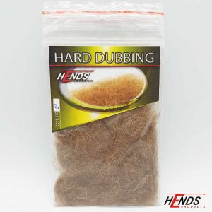 Natural Fur Hard Dubbing - Hends
