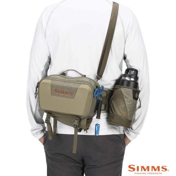 simms flyweight hip hybrid system