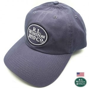 Jefferson Cotton Indigo Cap - Winston