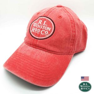 Jefferson Cotton Red Cap - Winston