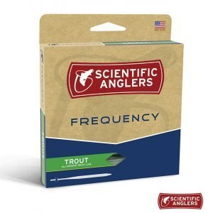 Coda di topo WF Frequency Trout - Scientific Anglers