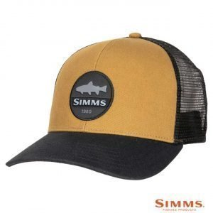 Cappello Trout Patch Trucker - Simms