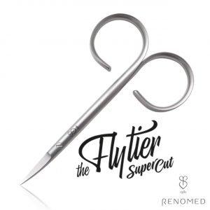 Forbice FlyTier Super Cut Scissor Curved - Renomed