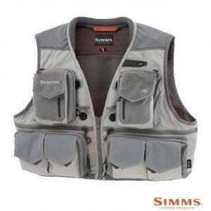 Gilet da pesca G3 Guide Fishing Vest - Simms